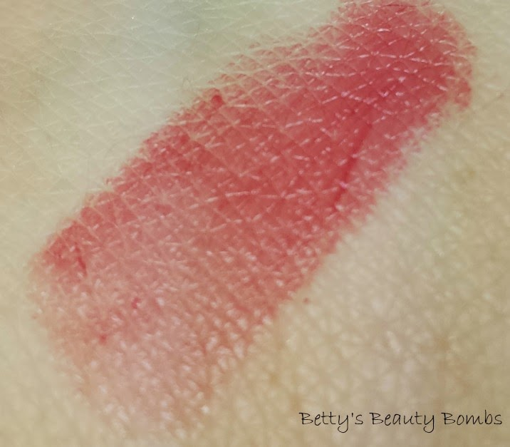 Bare Minerals Moxie Lipstick in Get Ready Swatch