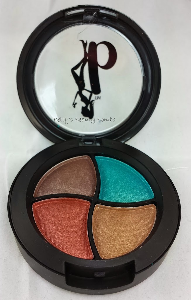 Be a Bombshell Eyeshadow Palette in Bora Bora