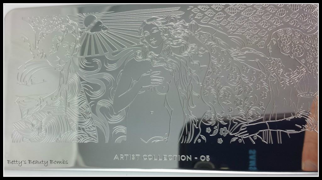 MoYou Artist Collection Plate 03