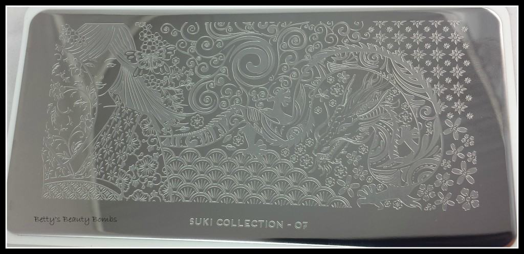 MoYou Stamping Plate Suki Collection 07