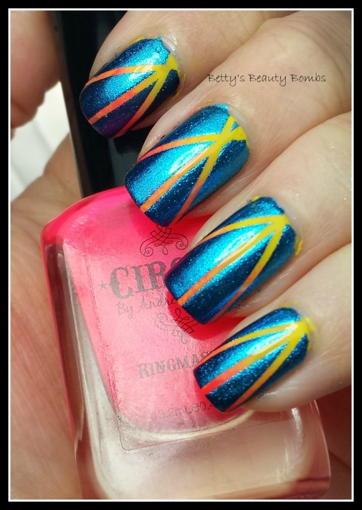 Tri-Polish Tuesday: Moving Day - Lazy Betty
