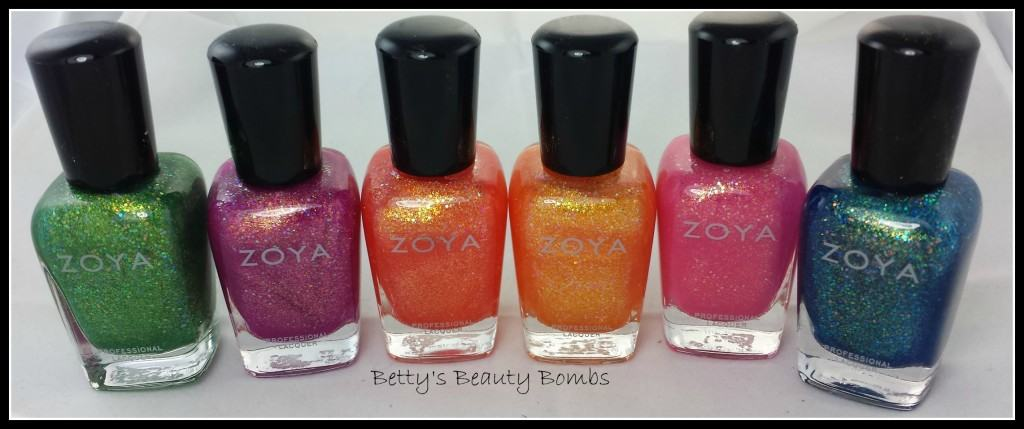 Zoya-Bubbly-Collection
