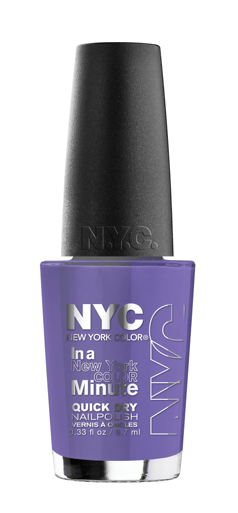 n A New York Color Minute Quick Dry Nail Polish
