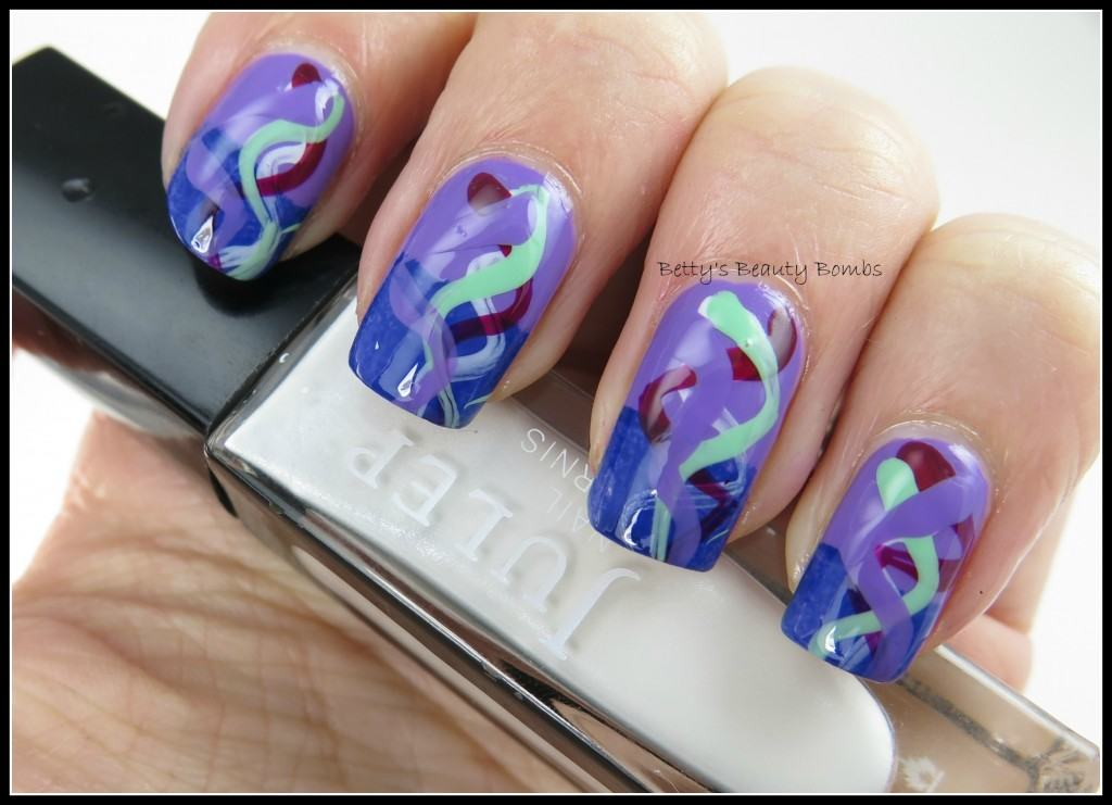 Nail-Art-Colorful