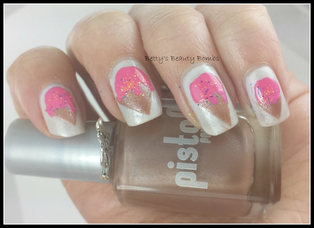 Pistol-Polish-Nail-Art