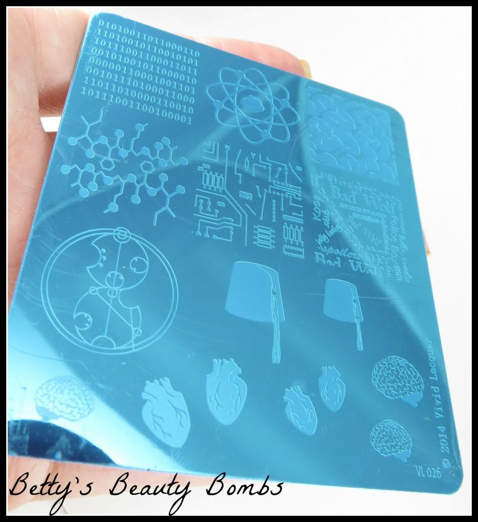 Doctor-Who-Stamping-Plates