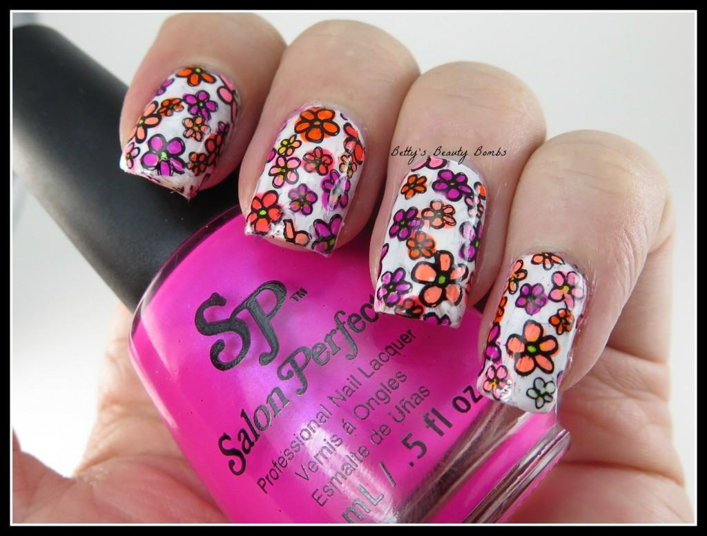 Salon-Perfect-Neon-Pop-Nail-Art
