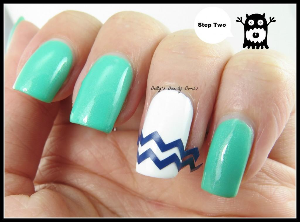 Chevron-nail-art