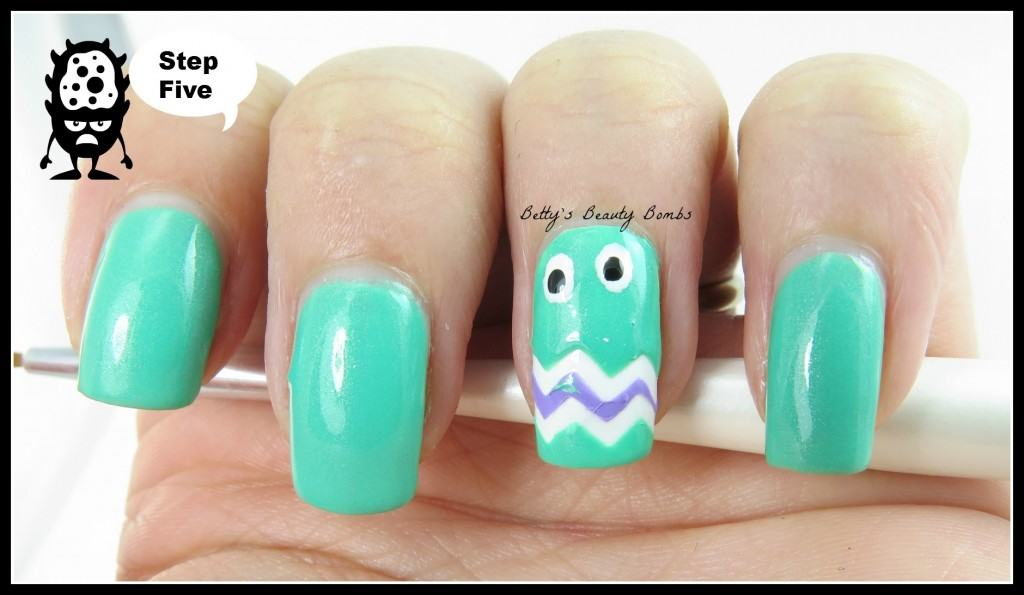 Little-Monster-Nail-Art