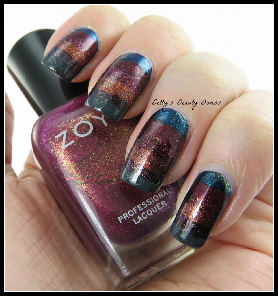 Zoya-Ignite-Stripe-Nail-Art