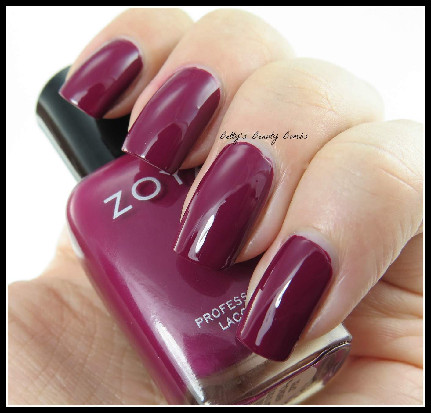 Zoya Entice and Ignite Part 1 Entice Lazy Betty