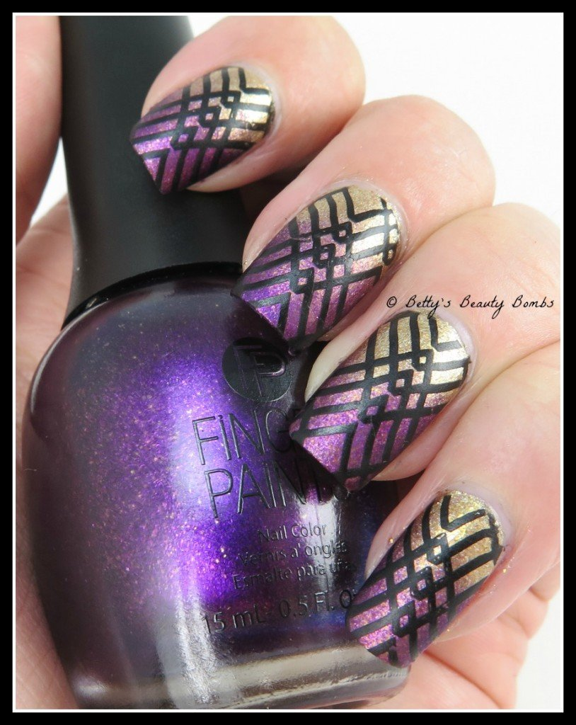 Chevron-over-gradient