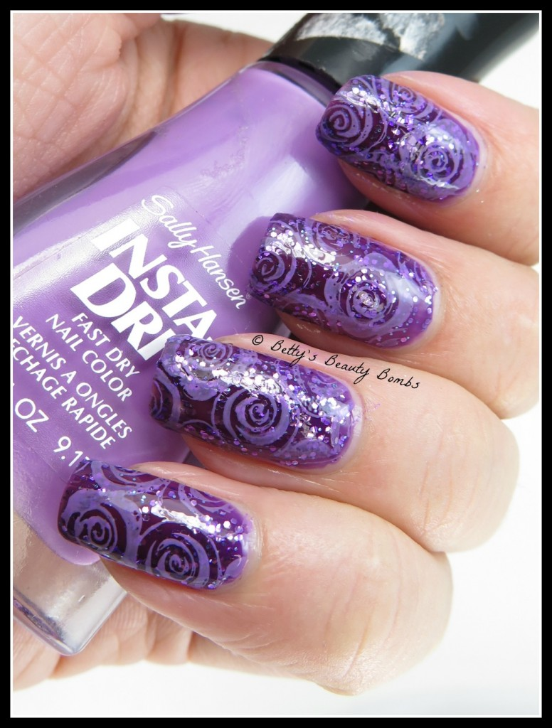 Sally-Hansen-Purpelling