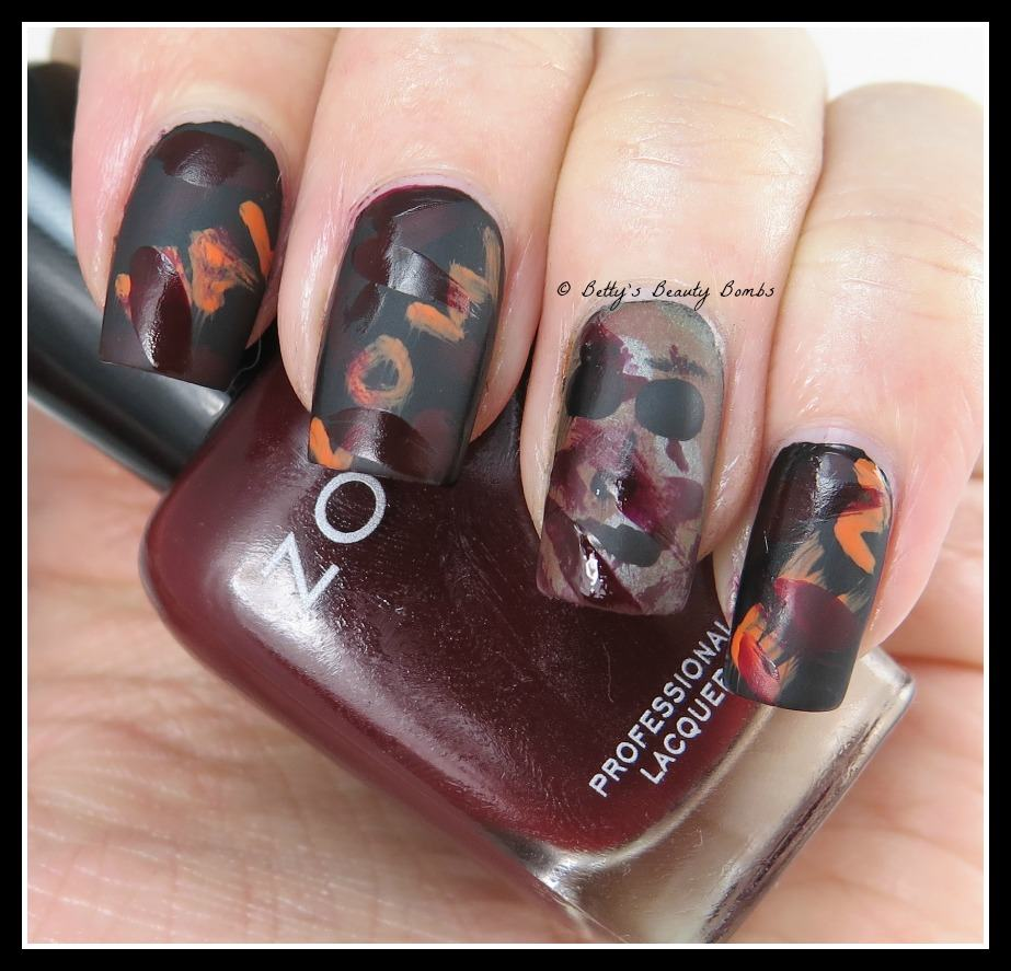 Halloween-Movie-Nail-Art