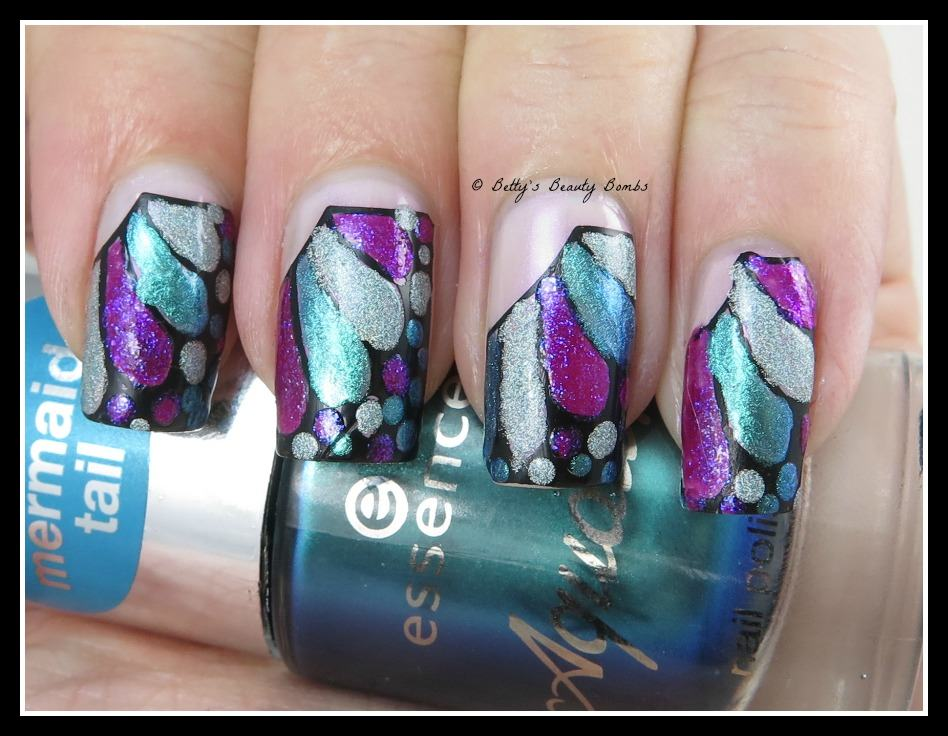 Colorful-Butterfly-Wings-Mani