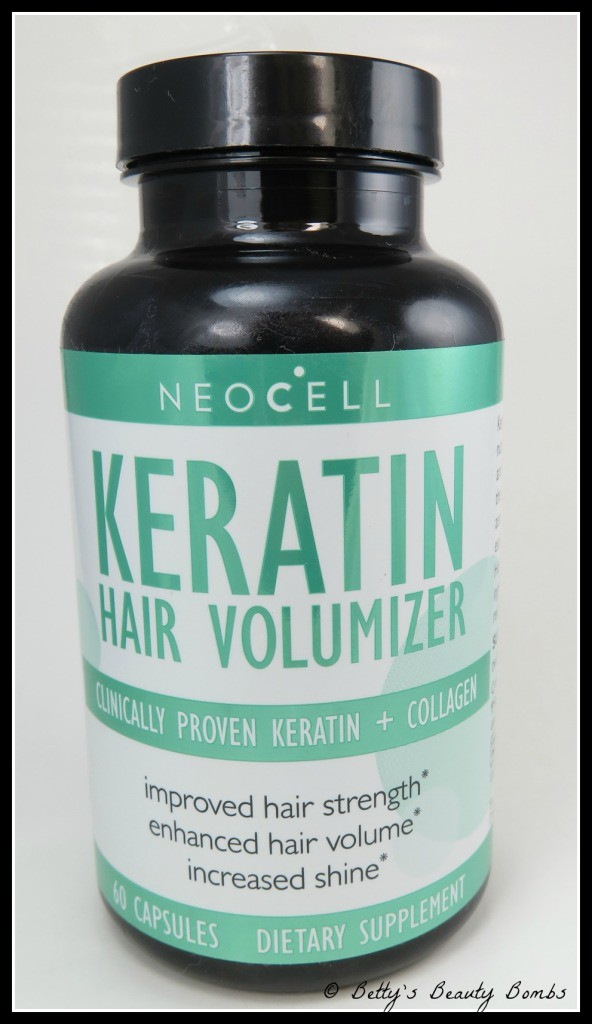 Natural Hair Volumizer