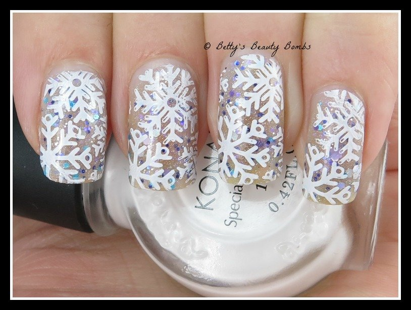 Winter-nail-art