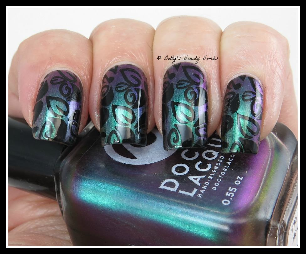 stamping-over-duochrome