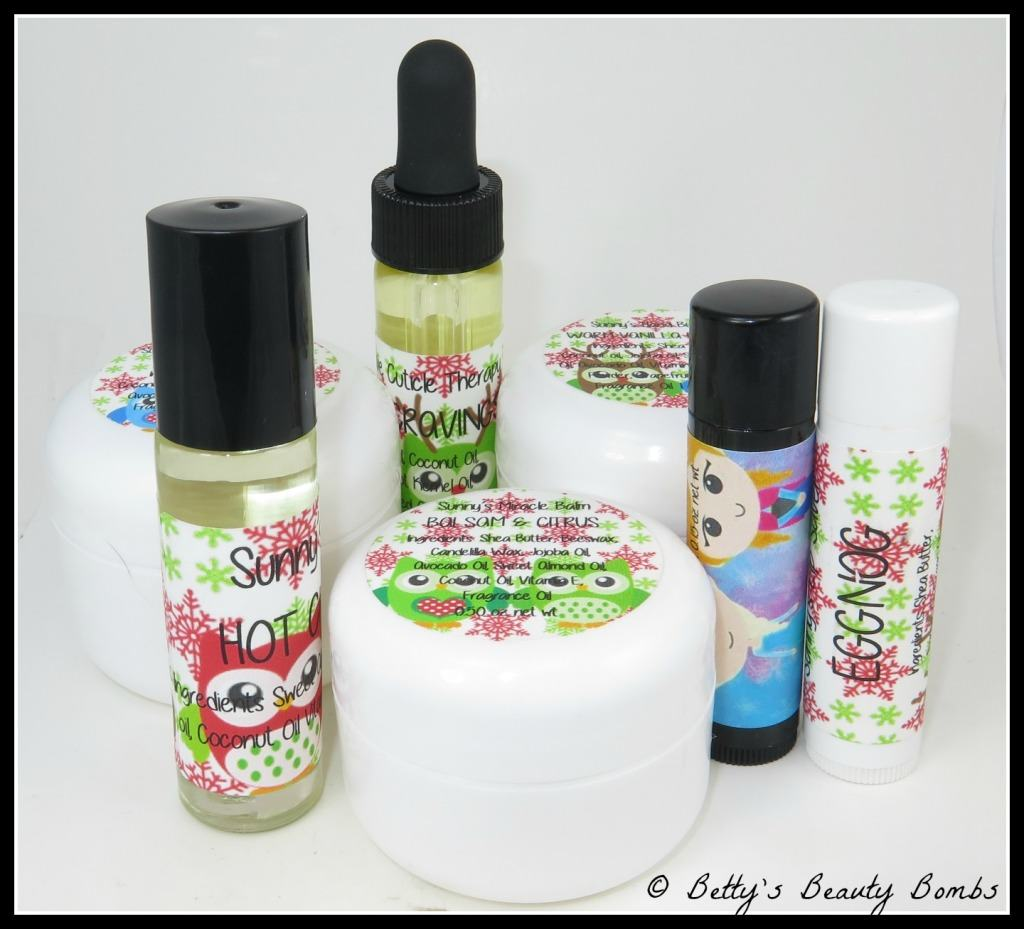 Sunny's-Body-Products