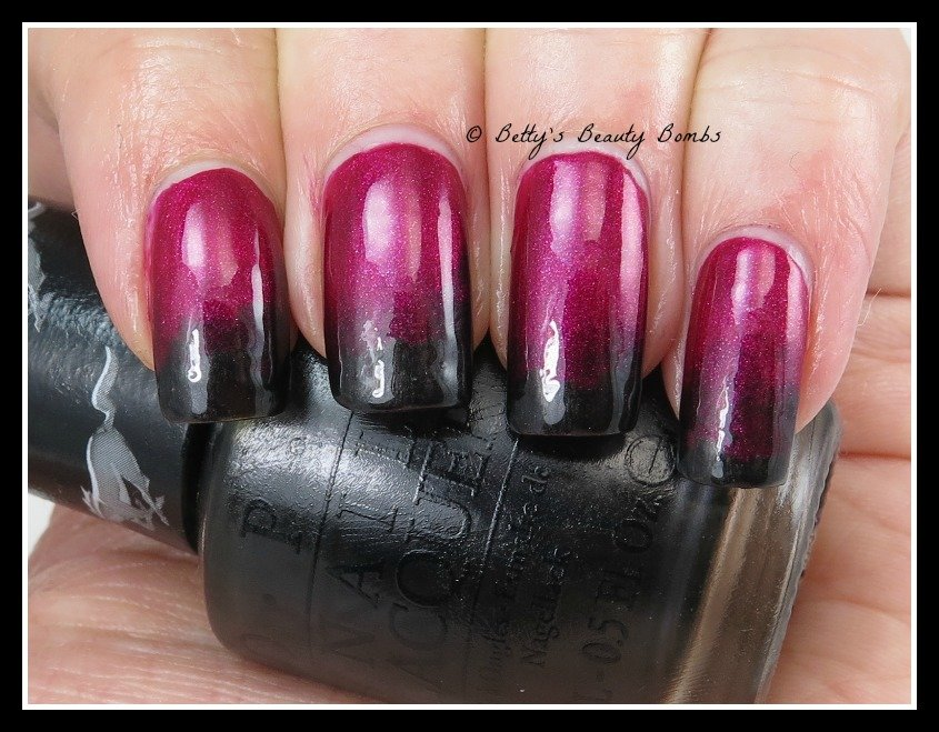 black-and-red-nail-art-gradient