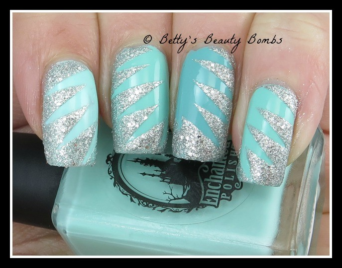 mint-polish-nail-art