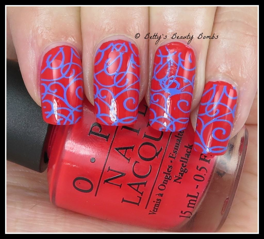 red-and-blue-stamping