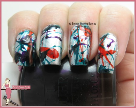 splatter-nail-art