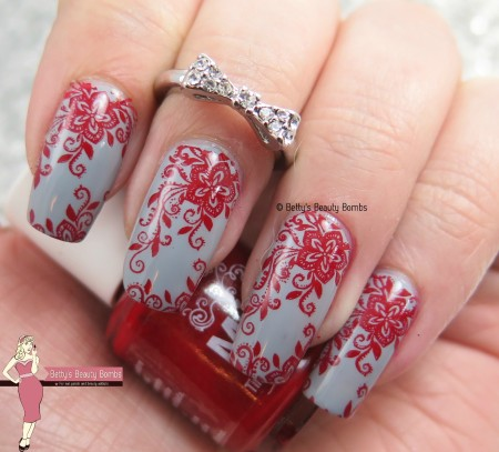 red-flower-stamp