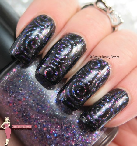 black-and-purple-stamping-nail-art