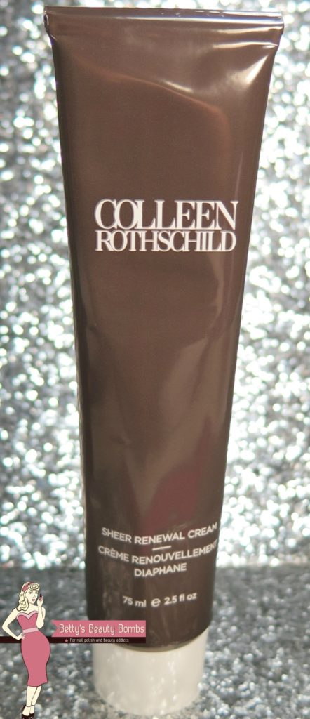 colleen-rothschild-sheer-renewal-cream