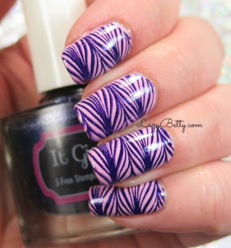 fake-watermarble-nail-art
