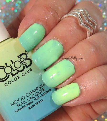 Color Club Shine Theory