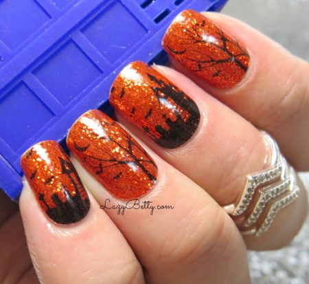 color-street-haunted-mansion-nail-wraps