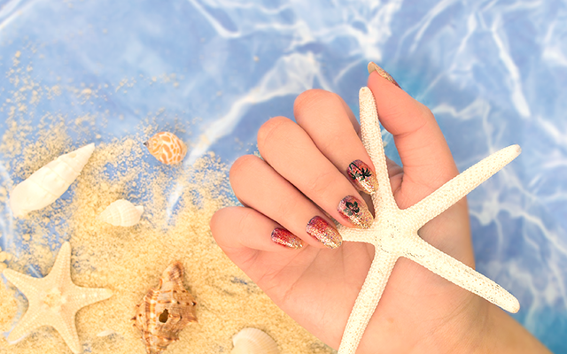 New Summer Nail Art Designs!